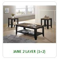 JANE 2 LAYER (1+2)
